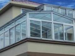 西安隔热断桥铝门窗封阳台阳光房