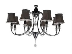 雷士照明 雷士客厅简约欧式水晶吊灯 EFD9003/5