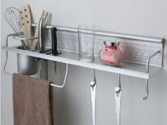 登勒卫浴 太空铝厨房置物架 DL-W04063