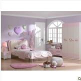 我爱我家 儿童家具 宝贝甜心儿系列 儿童衣柜