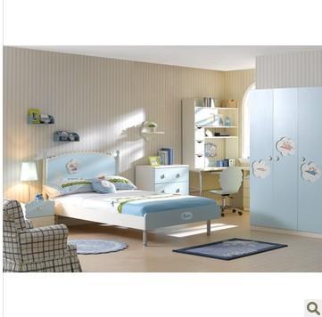 我爱我家 儿童家具 喜羊羊系列 儿童衣柜