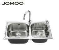 JOMOO九牧 不锈钢厨盆水槽02083-00-1图片