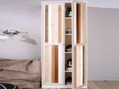 斯堪维亚lifetime衣柜整体衣柜儿童衣柜实木环保衣柜衣橱