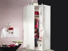 斯堪维亚旗下角柜储物柜边柜儿童衣柜三角柜实木松木柜