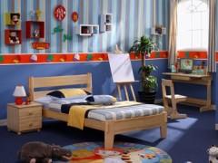 松堡王国实木儿童家具 儿童床单层床 RC002