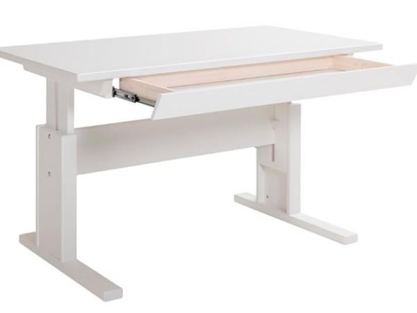 斯堪维亚lifetime 进口儿童学习桌可升降实木儿童书桌