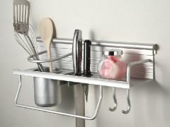 登勒卫浴 太空铝厨房挂件DL-W04042