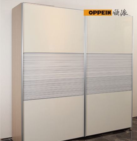 【欧派衣柜】华尔兹智能衣柜 趟门衣柜 整体衣柜 定制衣柜