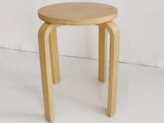 汇美时尚家居HM104022堆叠曲木凳