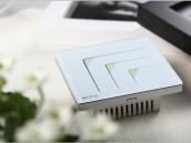 美牌(MAPLE)触摸遥控开关 三路控制器MK0A02-03