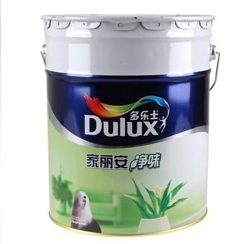 正品 多乐士 乳胶漆 多乐士家丽安净味 内墙面漆 环保油漆涂