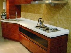 康洁整体家居-烤漆系列哥本哈根厨柜