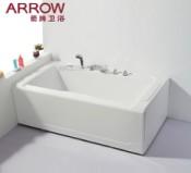 箭牌A1528SQ浴缸图片