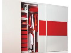 索菲亚C2框等边立体中横框推拉门定制衣柜 简约时尚整体大衣柜