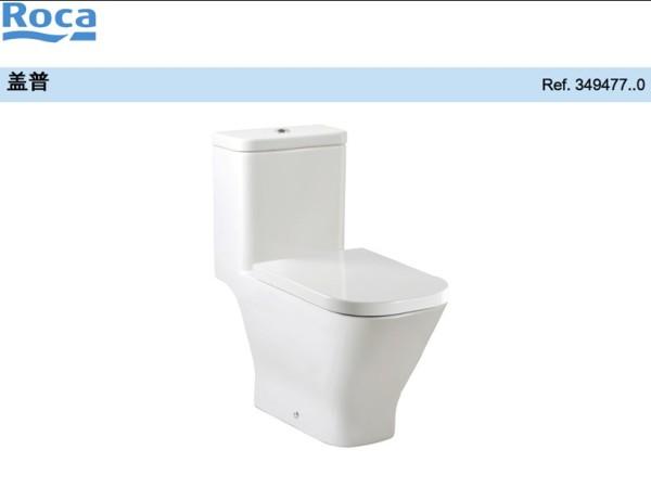 盖普连体座厕连水箱配件 连体座便器价格