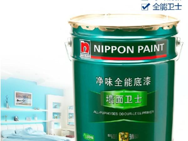立邦漆立邦墙面卫士净味全能底漆15L 乳胶漆