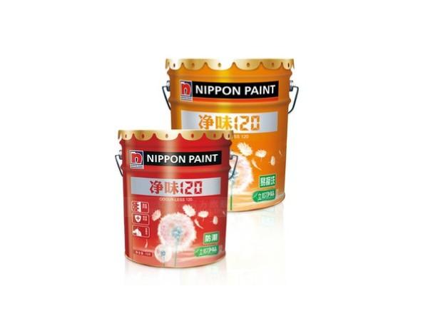 立邦漆净味120防潮易擦洗三合一内墙漆墙面漆