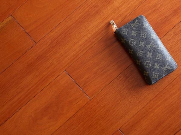 大自然地板 纯实木地板 铁椿木 18mm