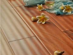 大自然地板D2A841P实木卡雅楝琥珀色18mm实木地板