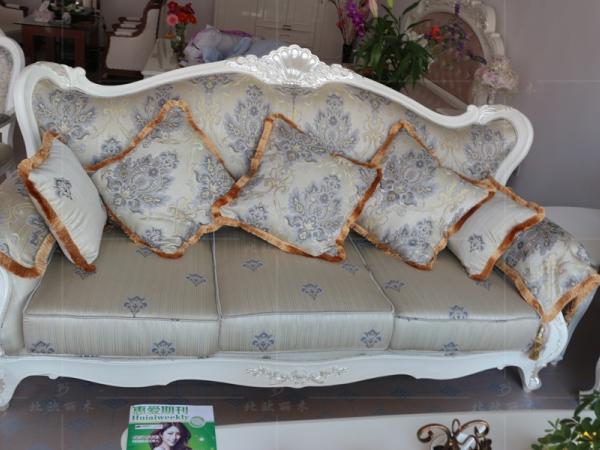北欧丽木上海家具实木家具家具工厂欧式沙发BO-OS02