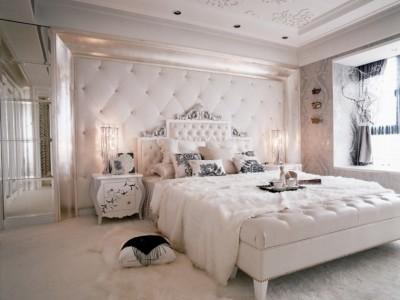 欧美风情-126.63平米三居室装修样板间