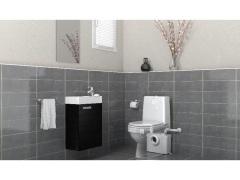 沈阳污水提升器|地下室排水设备|升利体|可接坐便器 洗手盆