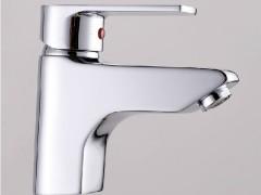 安华卫浴an1A4242C卫生间浴室柜面盆龙头