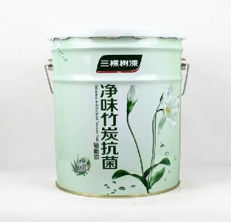 三棵树漆 净味竹炭抗菌内墙墙面漆SHI120 20kg
