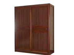 迪诺雅经典紫檀YG-9305 四趟门衣柜