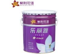 紫荆花漆 乐丽雅净味内墙乳胶漆 E83 20kg