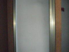 意美达牌风琴式折叠纱窗