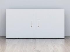 七彩人生 儿童储物双开门书柜Y2-FG9030
