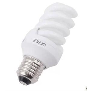 欧普照明 e27标准型家用螺口 14W螺旋