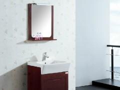 鹰牌橡木卫浴柜套装 吊柜洗脸盆柜组合BF-1212