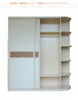 爱唯家sf01型 推拉门衣柜