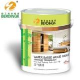 伯丁克水性清面漆 家具翻新漆 木门漆 水性环保木器漆图片