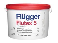 福乐阁Flutex 5第二代即刷即住墙面漆10L base1