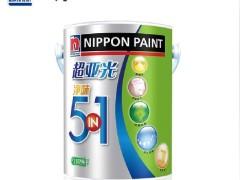 立邦超亚光净味五合一 内墙乳胶漆15L