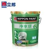 立邦净享居竹炭易洁内墙乳胶漆 墙面漆 18L图片