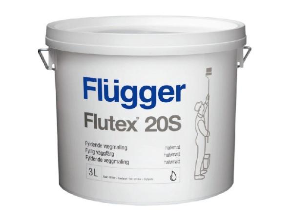 福乐阁Flutex20S永恒之光墙面漆10L base1