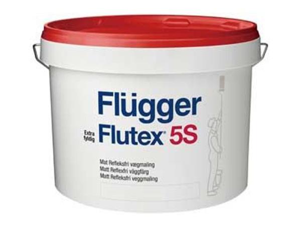 福乐阁Flutex 5S皇家本色墙面漆10L base1