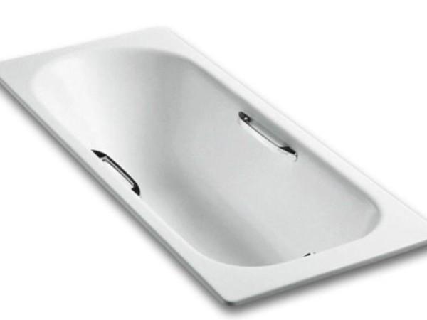 科勒 K-941T-0索尚铸铁浴缸1.5米
