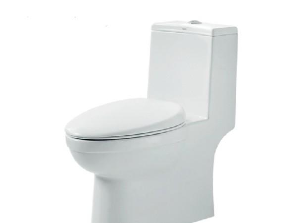 恒洁卫浴 H0119节水连体虹吸式坐便/座便器