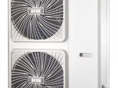 美的16KW 6匹一拖5家用中央空调套餐
