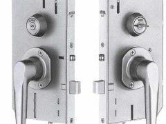美和锁U9GT5191-1隔音门锁
