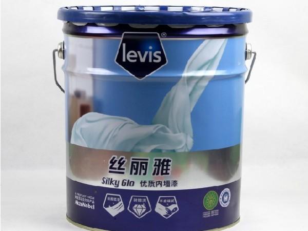 来威漆丝丽雅丝光内墙乳胶漆L781-65010 15L