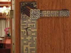 名门盛唐系列高档门锁K9595