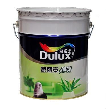 多乐士家丽安净味墙面漆