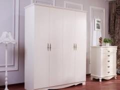 千品雅 木质衣橱 整体衣柜