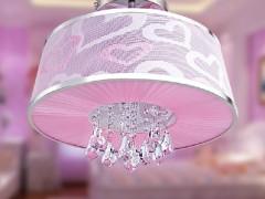 欧普照明 卧室餐厅吸顶灯 12-XD-40771 水晶之恋